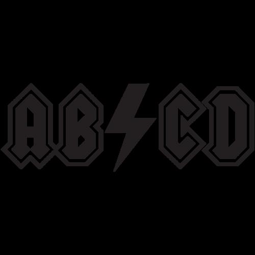 Abcd Baby Shirt