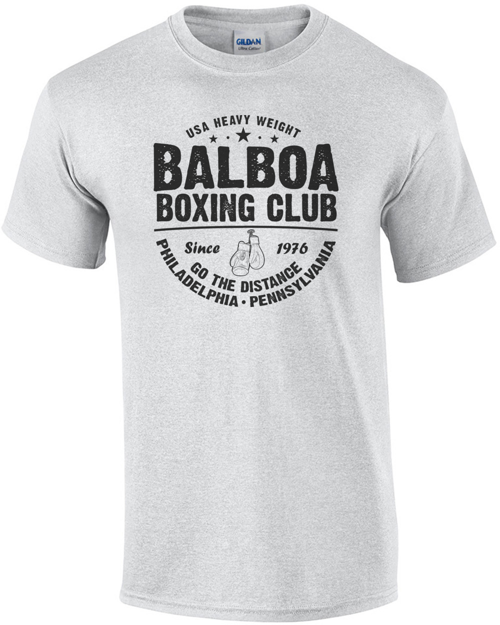 100/% Cotton Premium Tee NEW Old Boxing Club T-Shirt