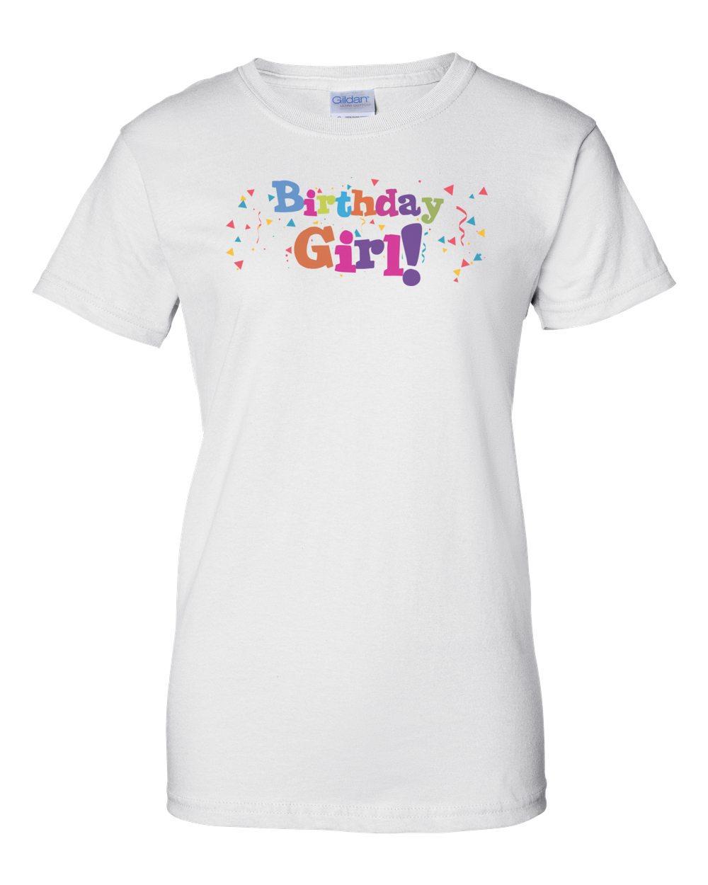 212a48de Birthday Girl - Happy Birthday shirt