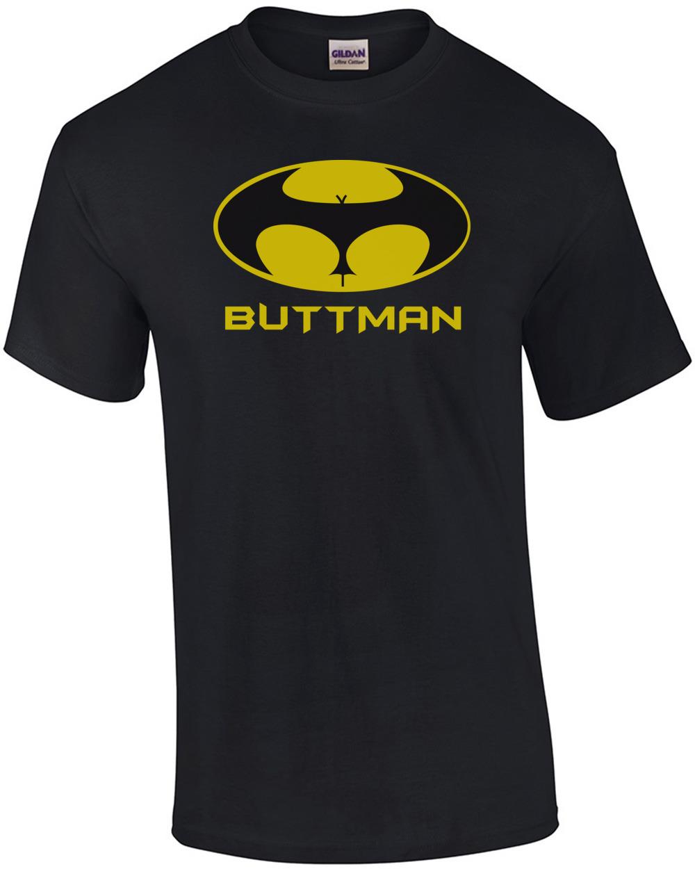 Buttman Vacation buttman t-shirt