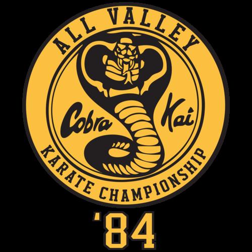 Karate Kid Bad Cobra Kai Logo