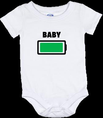 Full Battery - Baby - Family T-Shirt