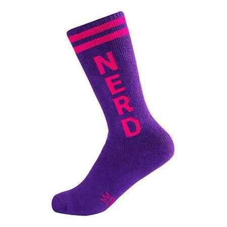Nerd Socks (Purple)
