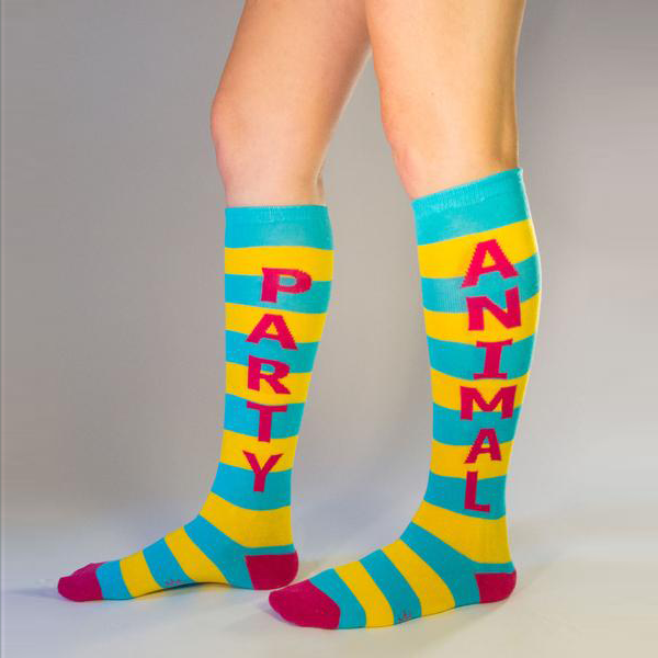 Party Animal Socks