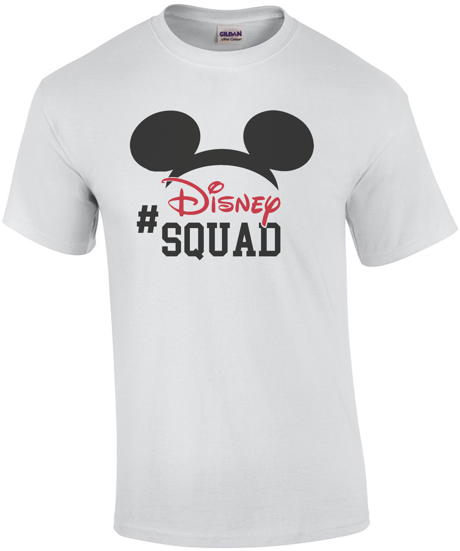 # Disney Squad - Disney Family Group T-Shirt