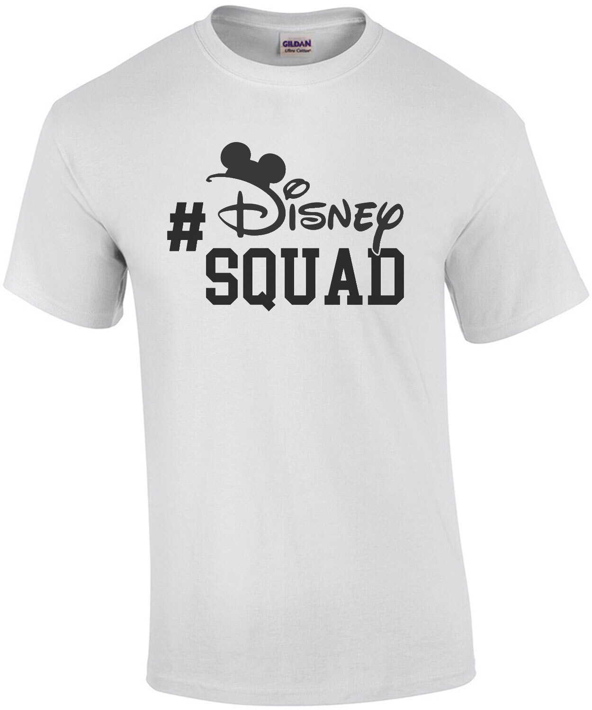 # Disney Squad - Disney T-Shirt