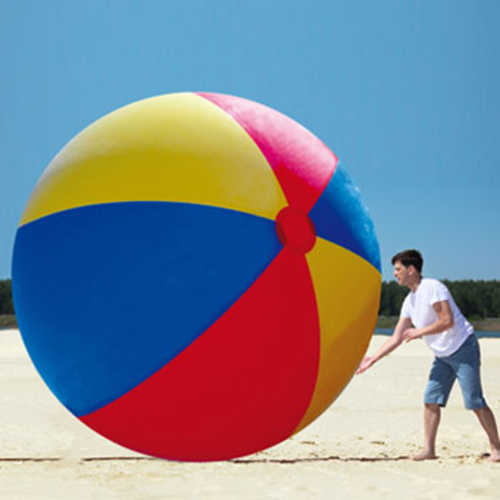 10' Giant Inflatable Beach Ball
