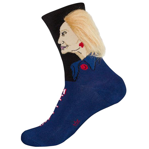 Hillary Clinton 2016 Hair Socks