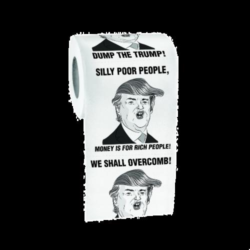 Funny Donald Trump Toilet Paper