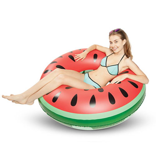 HUGE Watermelon Slice Pool Float