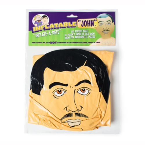 Inflatable John Blow Up Doll
