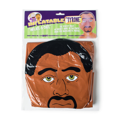 Inflatable Tyrone Blow Up Doll
