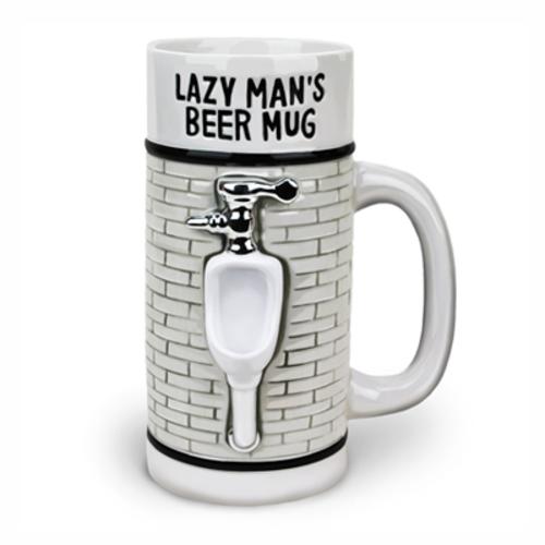 Lazy Man's Beer Mug