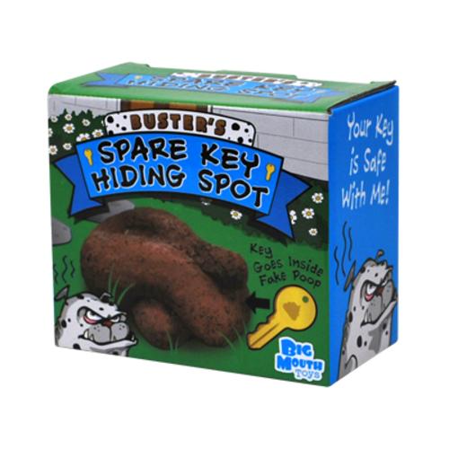 Spare Key Poop Hiding Spot