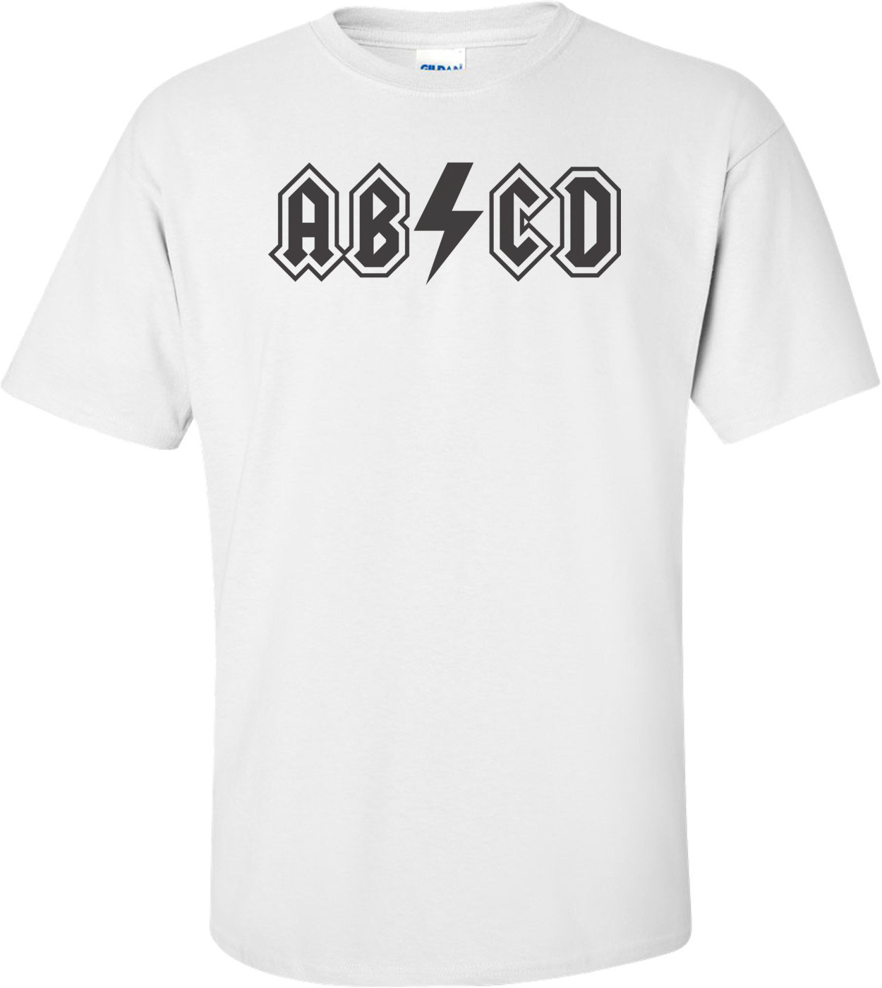 Abcd - Baby Shirt