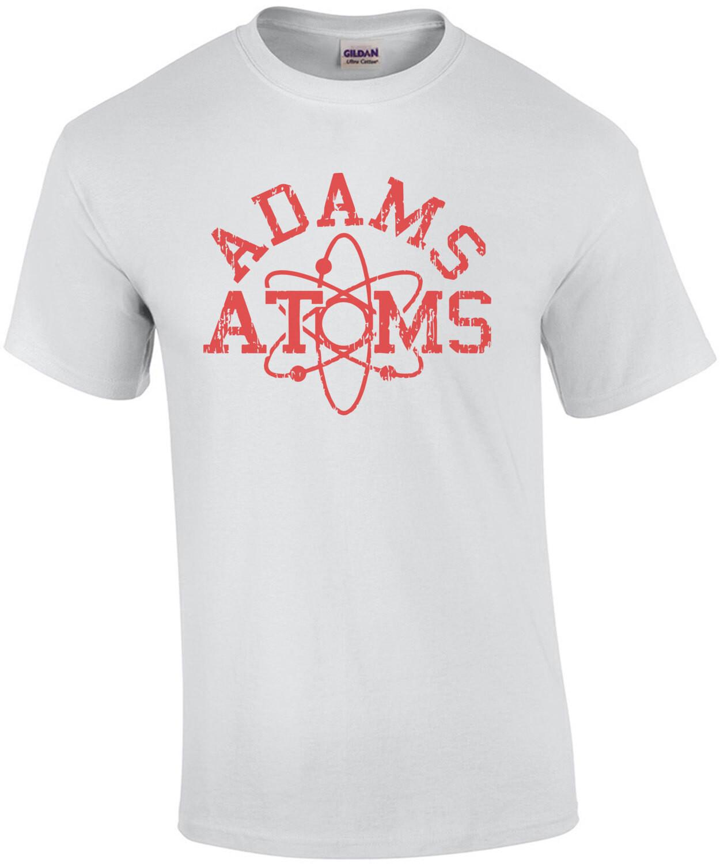 Adams Atoms - Revenge of the Nerds - 80's T-Shirt