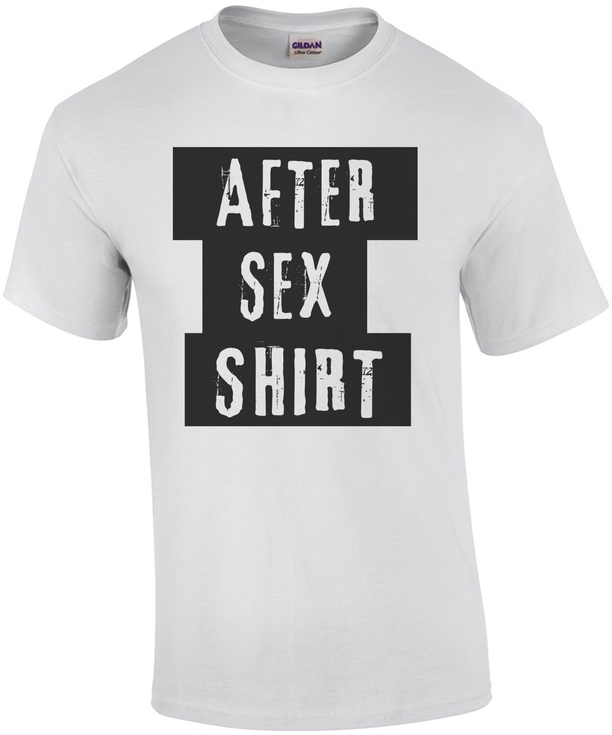 After Sex Shirt - Funny offensive t-shirt