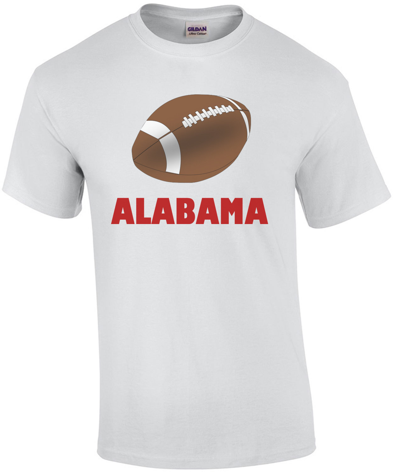 Alabama Football - Alabama T-Shirt