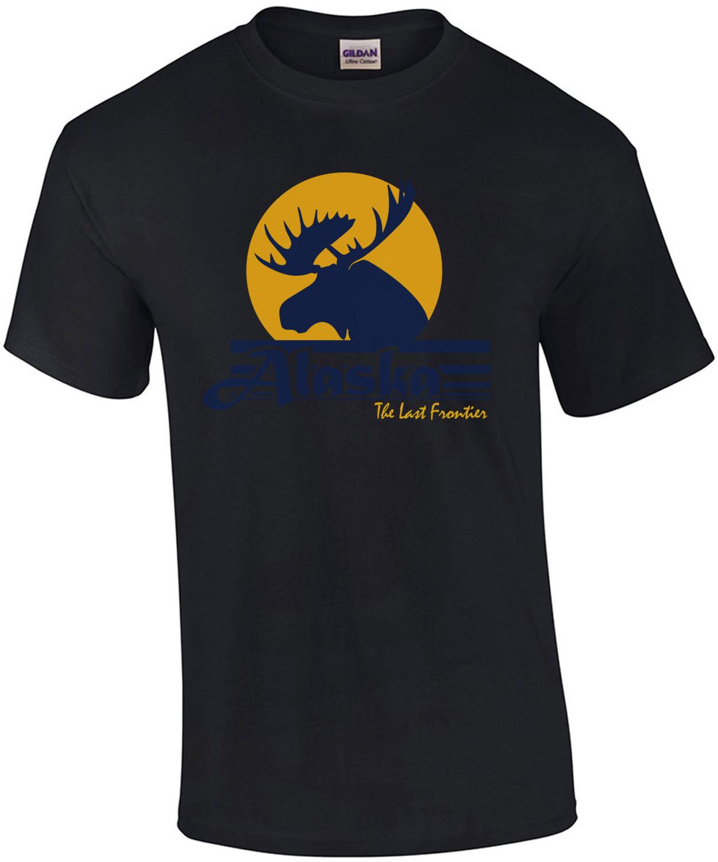 Alaska - The Last Frontier - Alaska T-Shirt