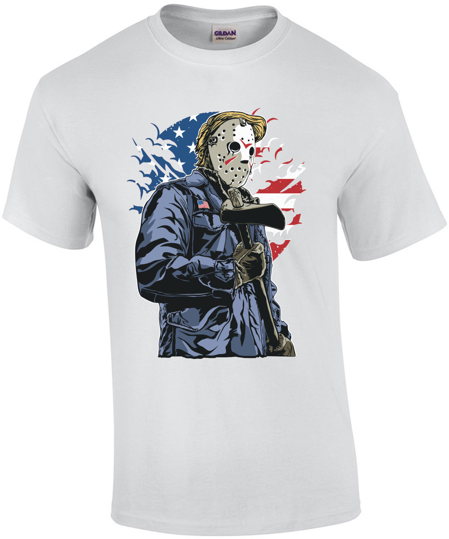 American Killer Jason Donald Trump T-Shirt