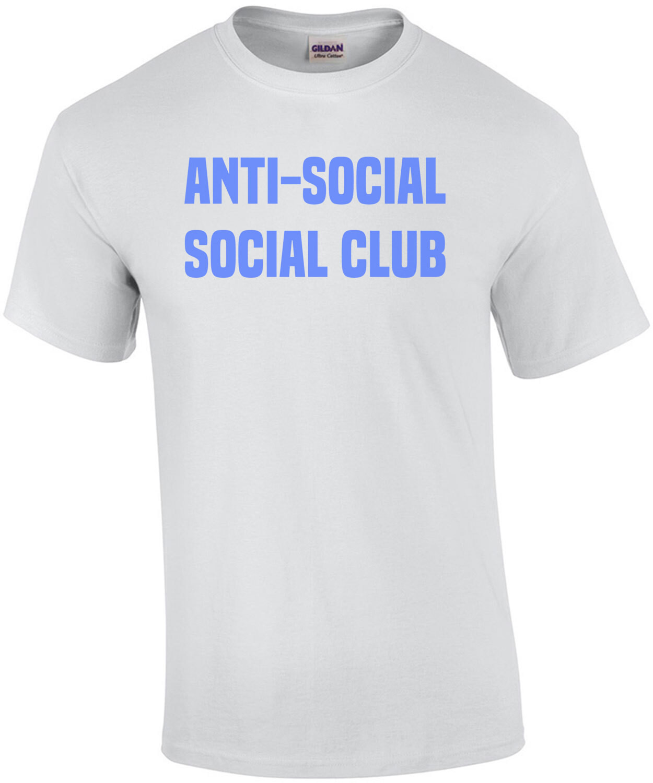 Anti-Social Social Club - Sarcastic T-Shirt