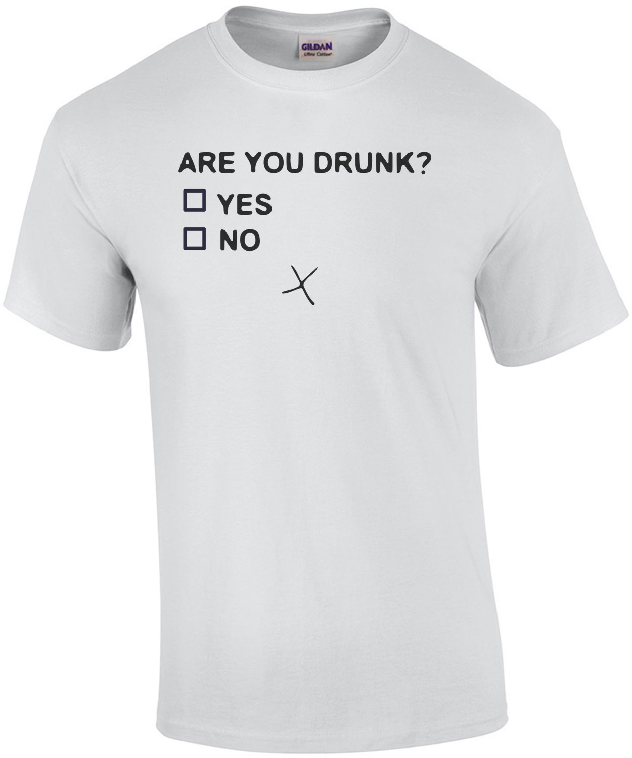 Are you drunk Funny Drinking T-Shirt