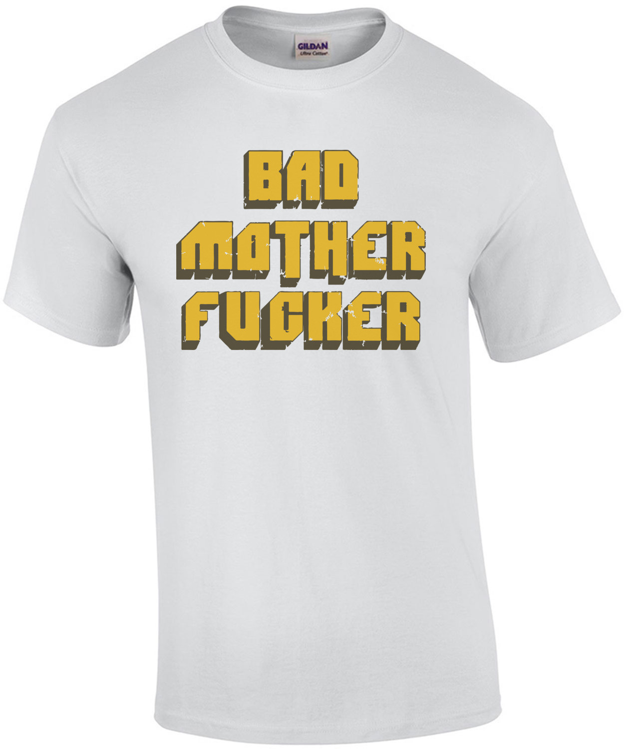 bad mother fucker - pulp fiction t-shirt
