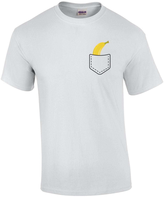 Banana In Pocket T-Shirt