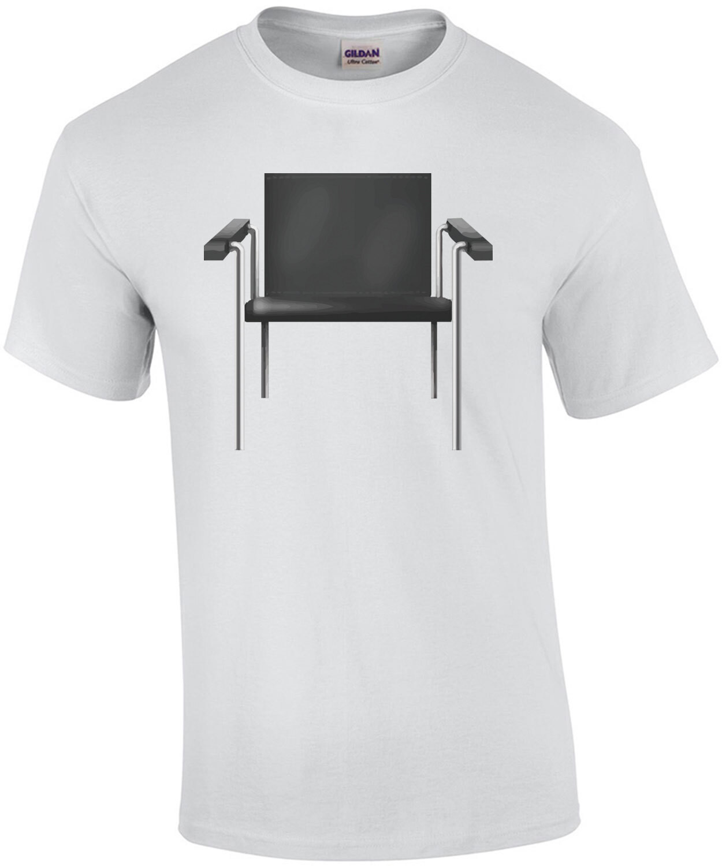 Basic Instinct - Chair - 90's T-Shirt