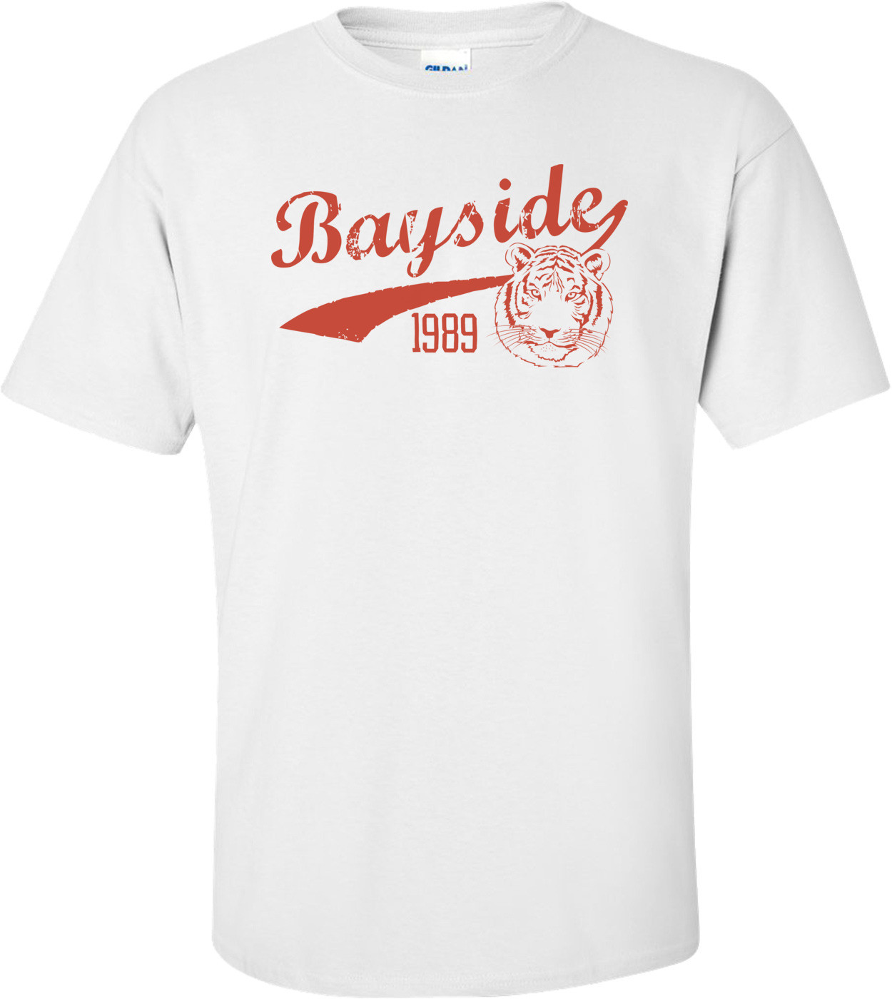 Bayside 1989 - Saved By The Bell T-shirt