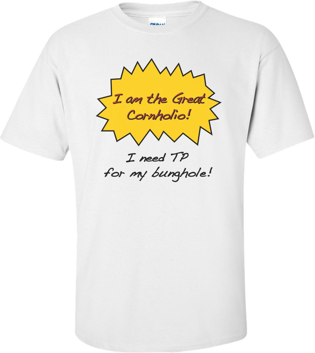 Beavis And Butthead Cornholio T-shirt