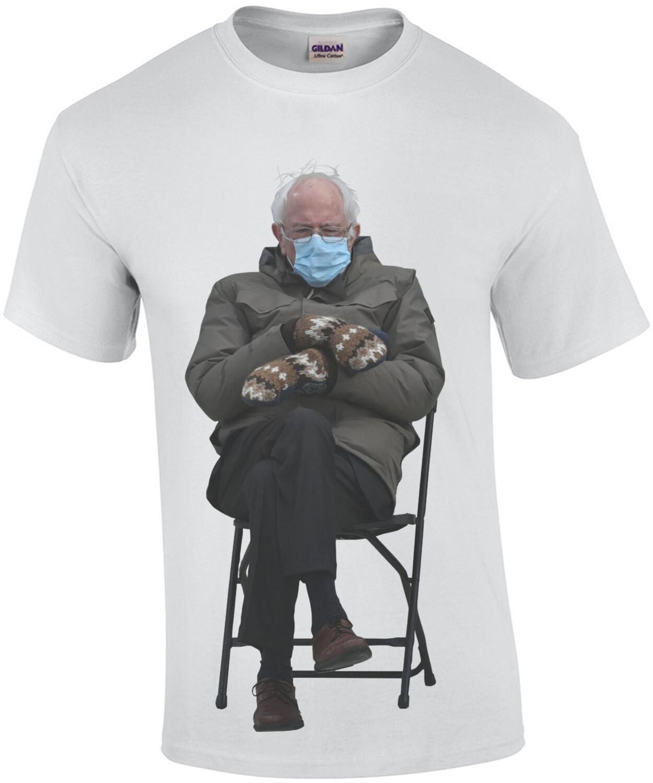 Bernie Sanders Chair Meme