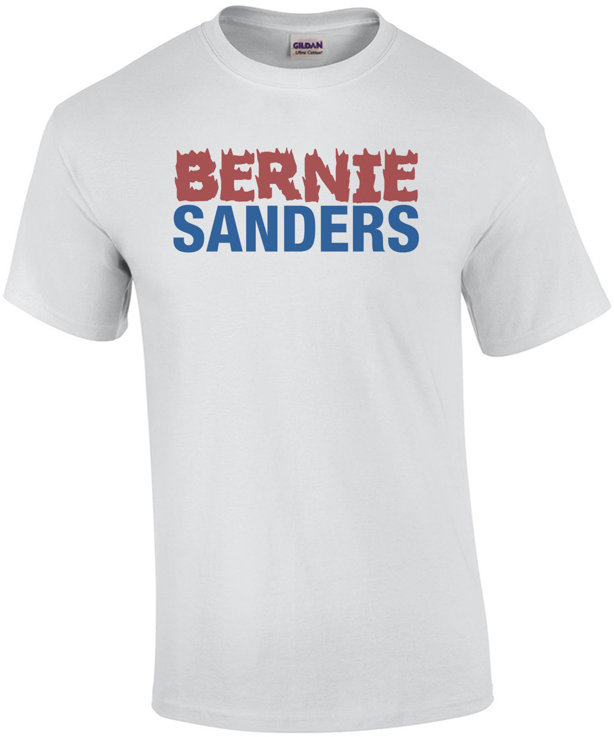 Bernie Sanders Flaming T-Shirt