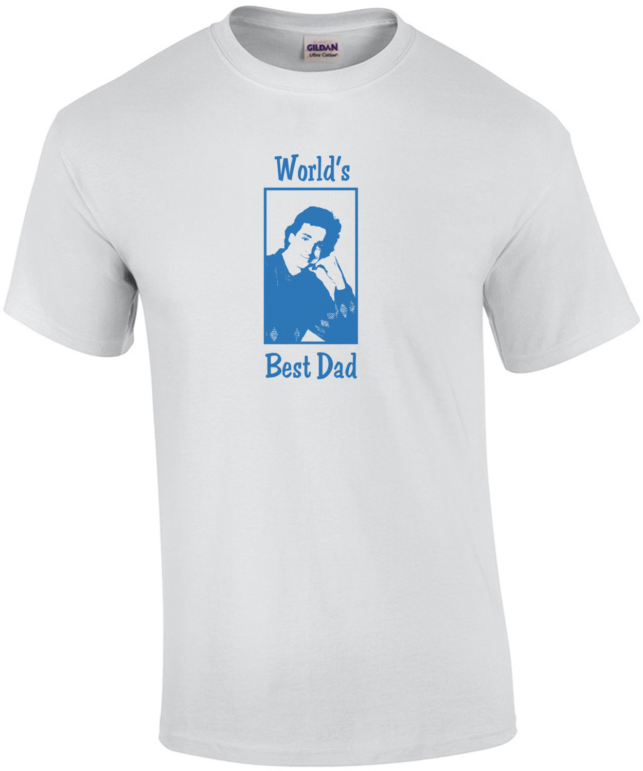 Best Dad Danny Tanner T-shirt