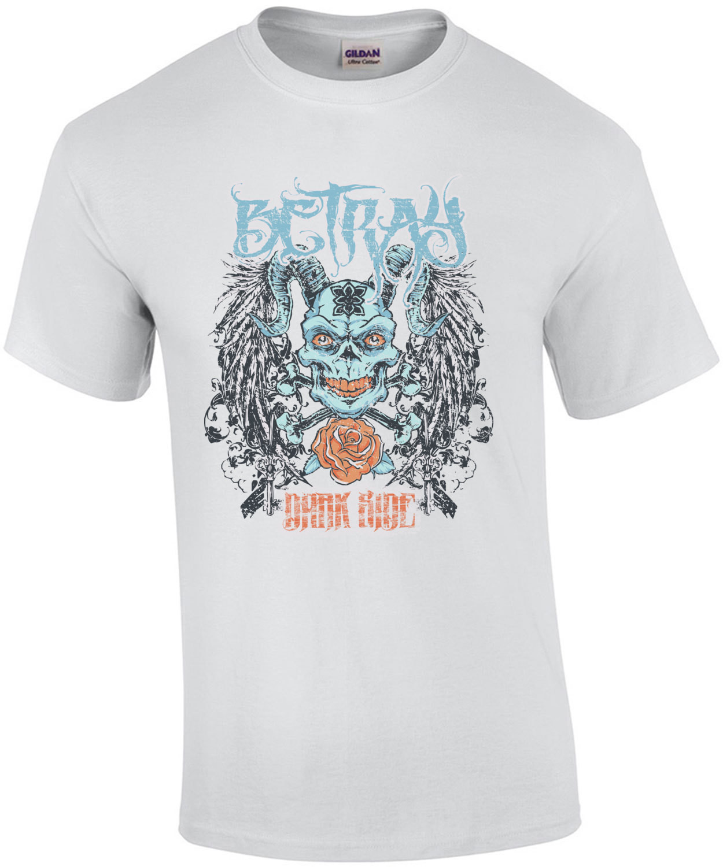 Betray Dark Side Gothic T-Shirt