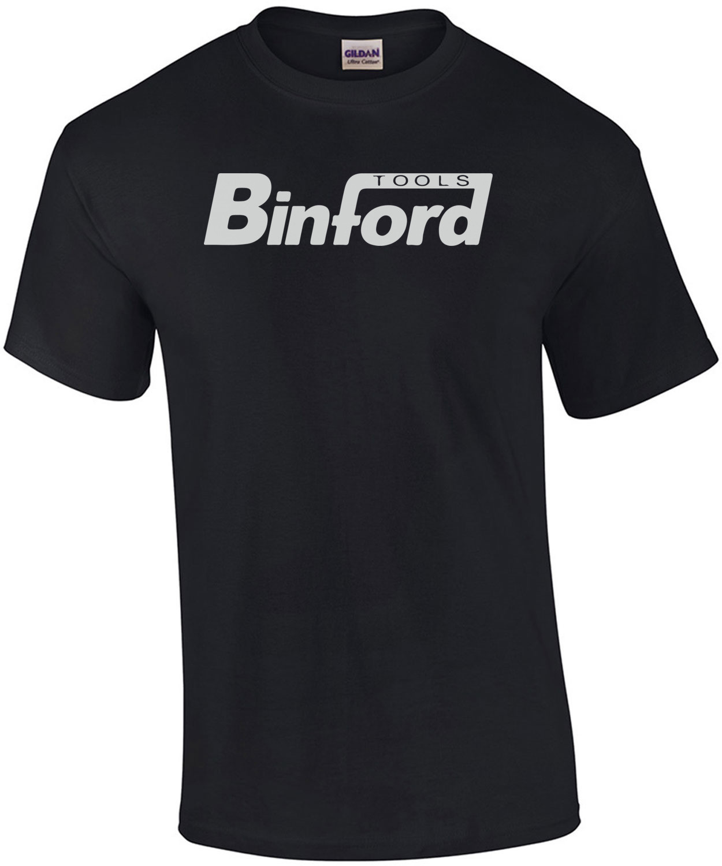 Binford Tools Home Improvement T-Shirt