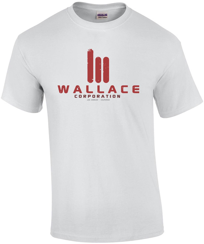 Blade Runner - Wallace Corporation - 80's T-Shirt