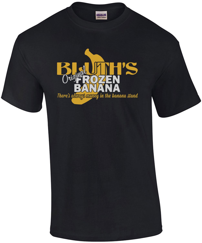 Bluth's Frozen Banana Stand - Arrested Development T-Shirt