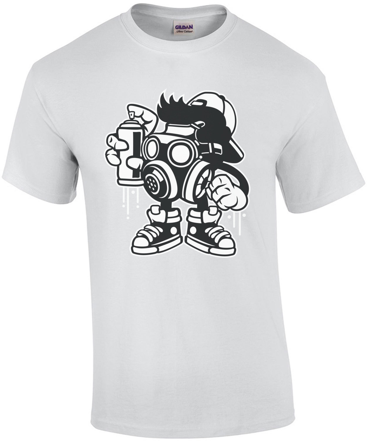 Bomber Graffiti T-Shirt