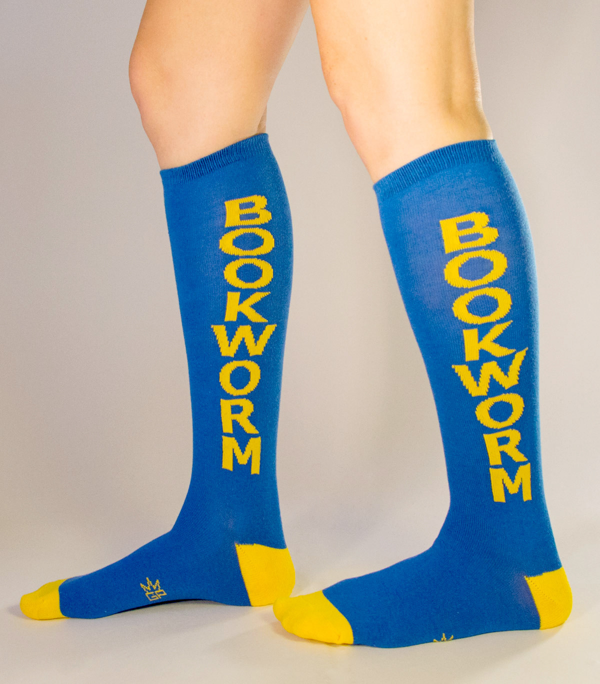 Bookworm Socks