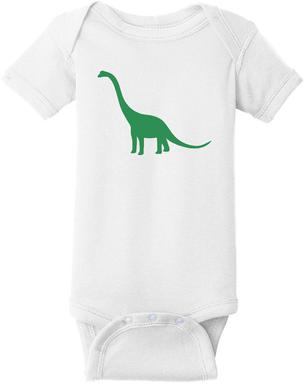 Brachiosaurus Dinosaur Kids T-Shirt