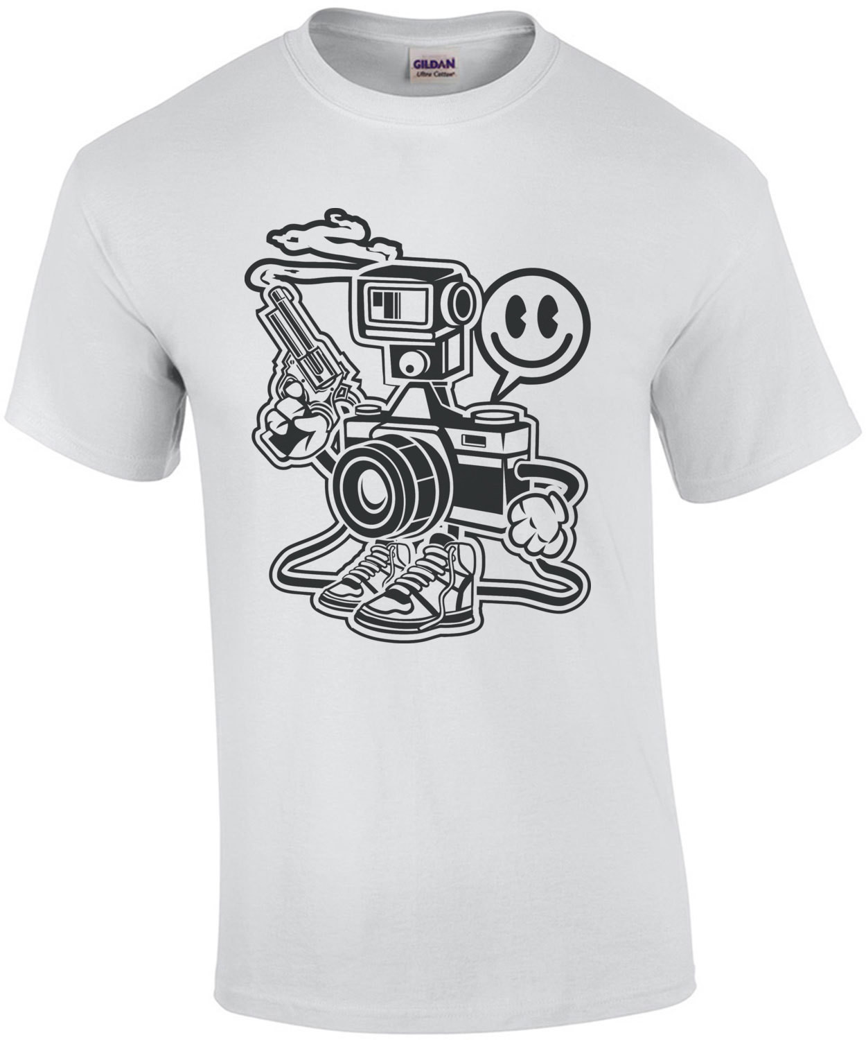 Camera Shooter Photography T-Shirt