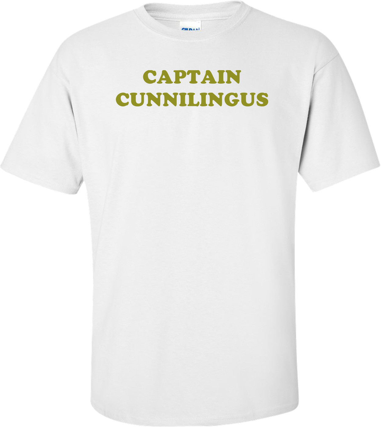 CAPTAIN CUNNILINGUS Shirt