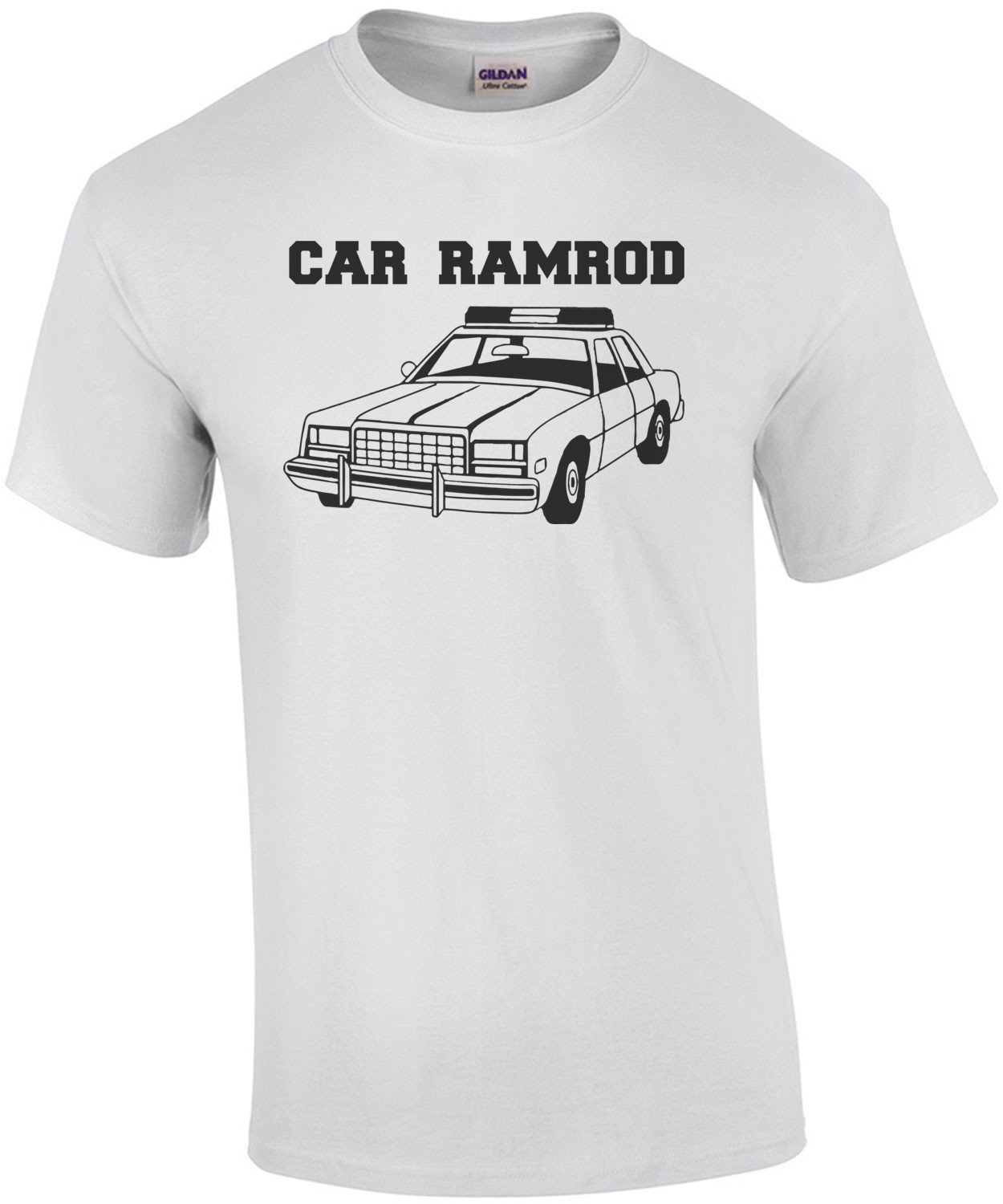 Car Ramrod - Super Trooper T-Shirt