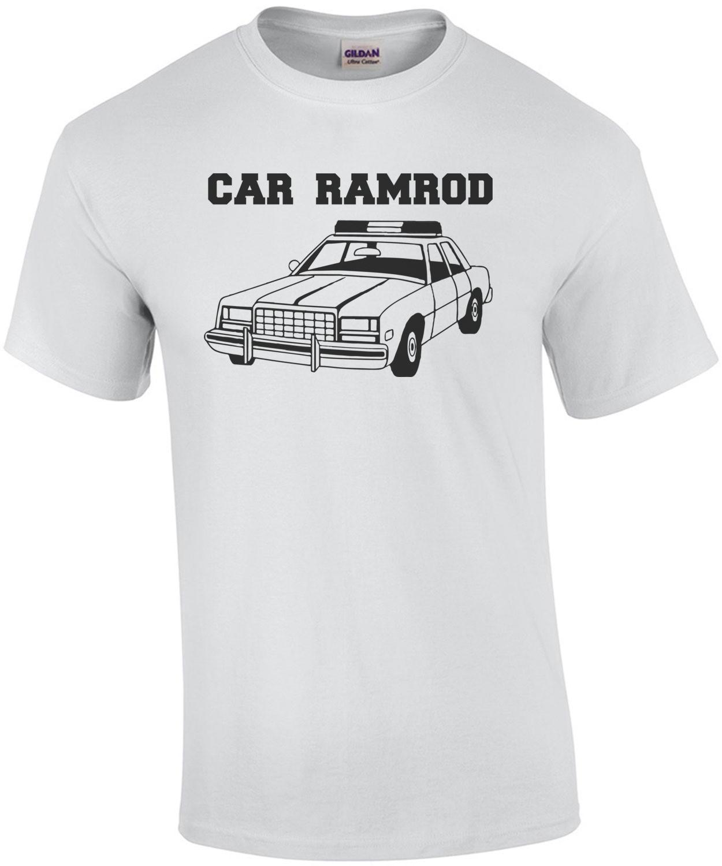 Car Ramrod - Super Trooper T-Shirt