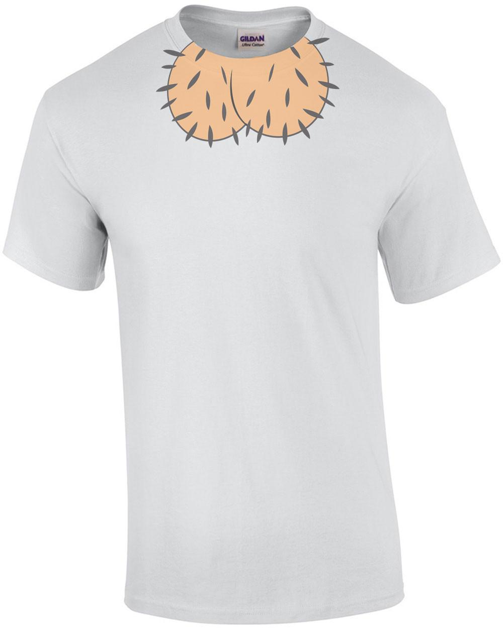 Chin Balls T-Shirt