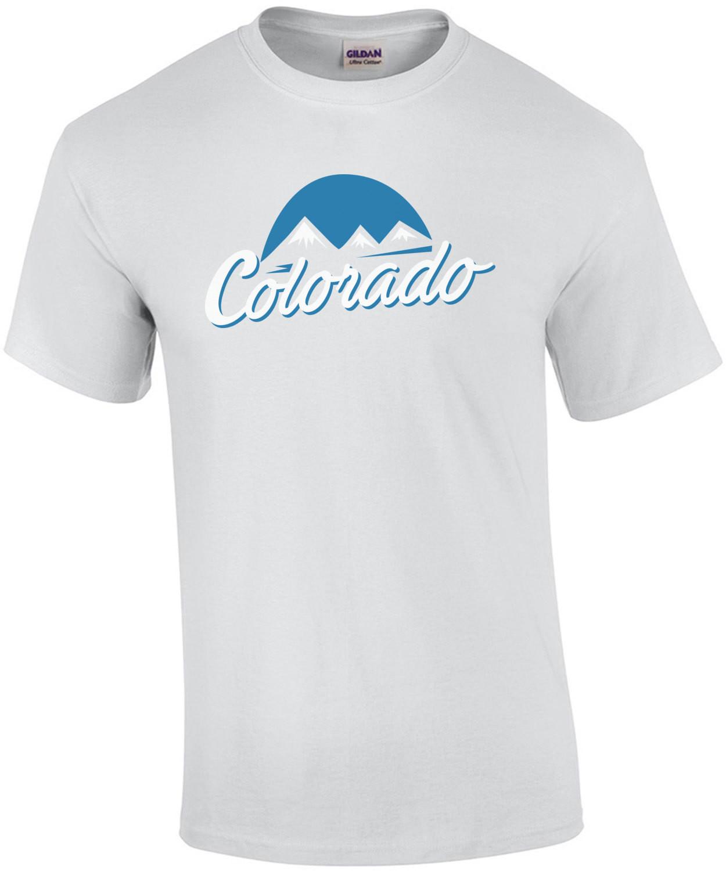 Colorado Mountain - Colorado T-Shirt