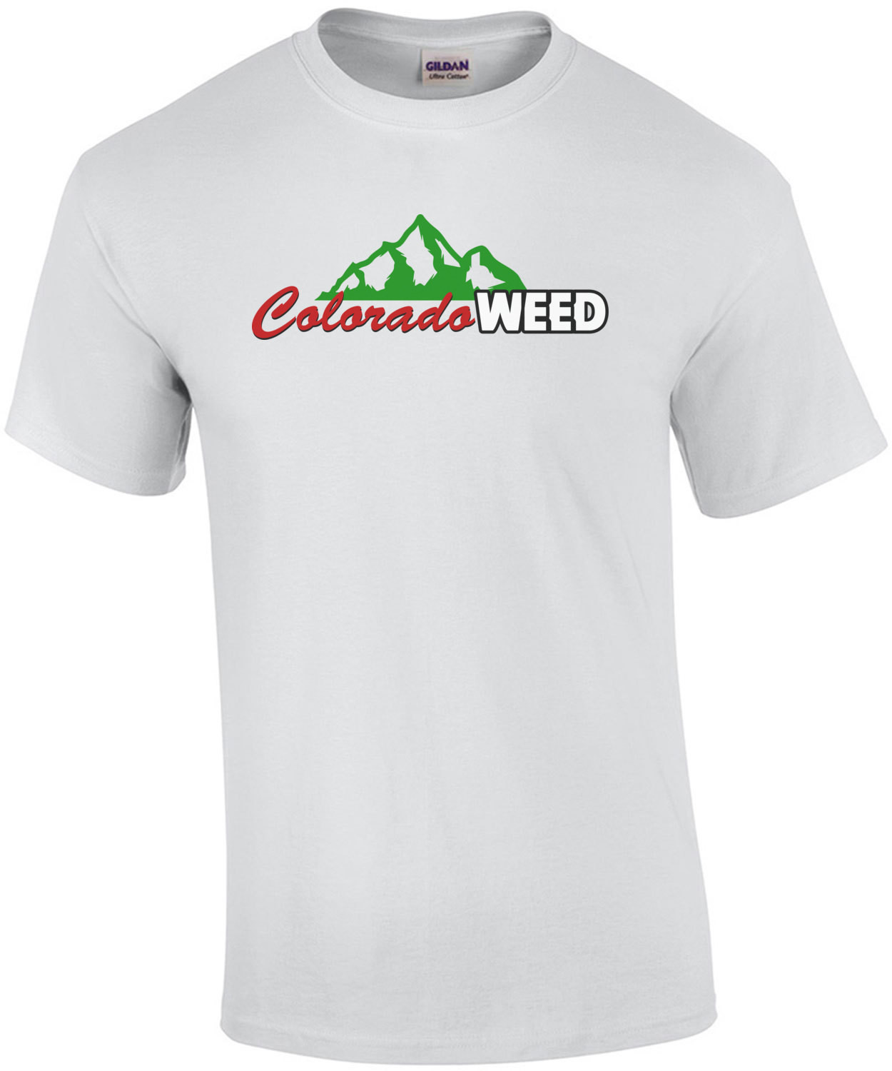 Colorado Weed - Colorado T-Shirt
