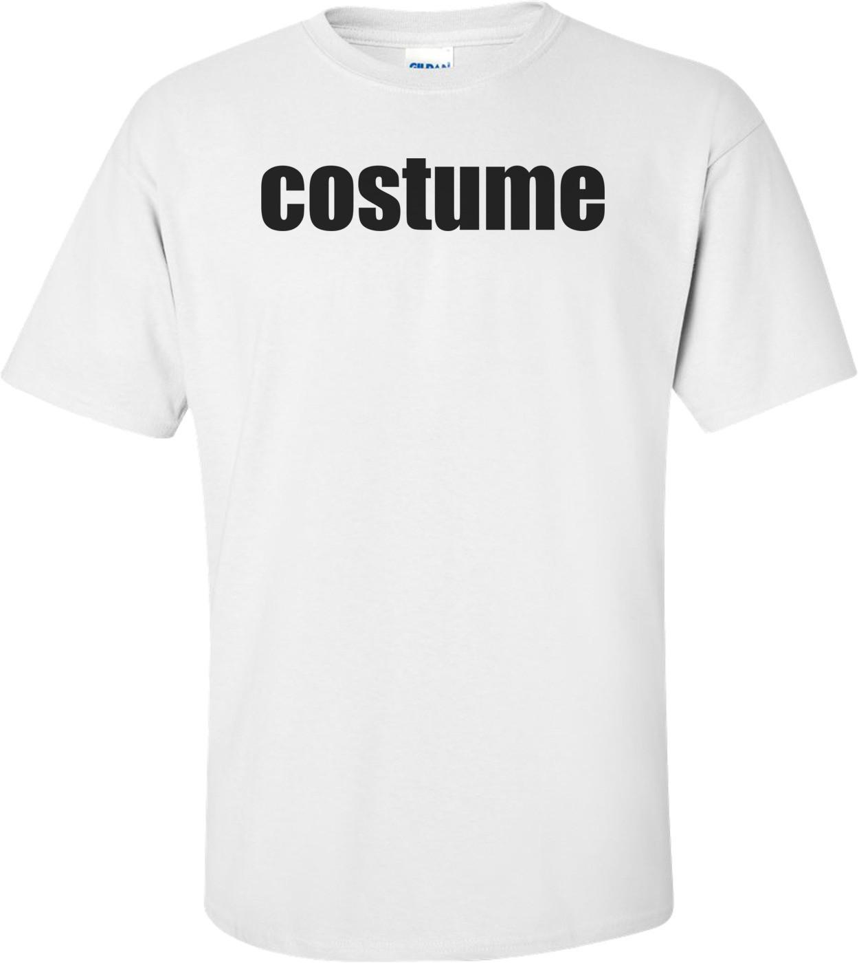 costume Shirt