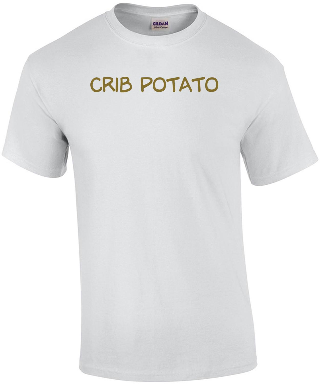 Crib Potato Baby Shirt